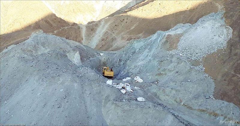 حفاری معدن