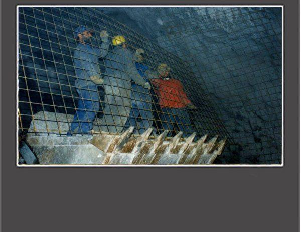 كارون 3-تونل منطقه ده زير