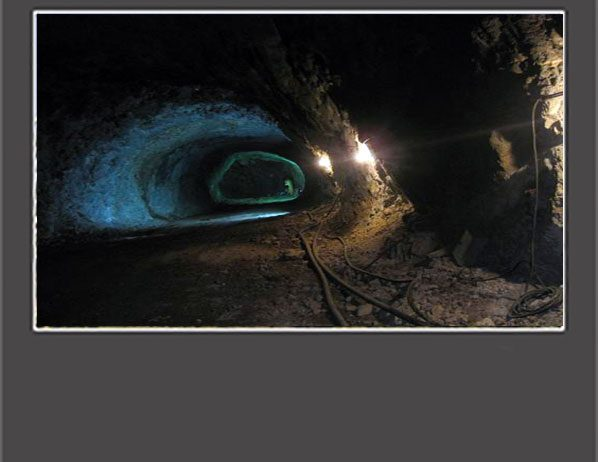 احداث تونل شیراز
